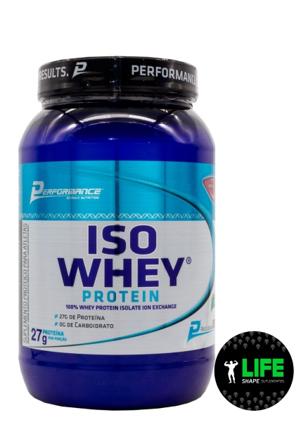 WHEY ISO 909G (PERFORMANCE)