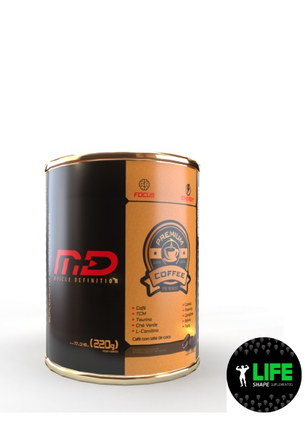 Premium coffe 220g MD